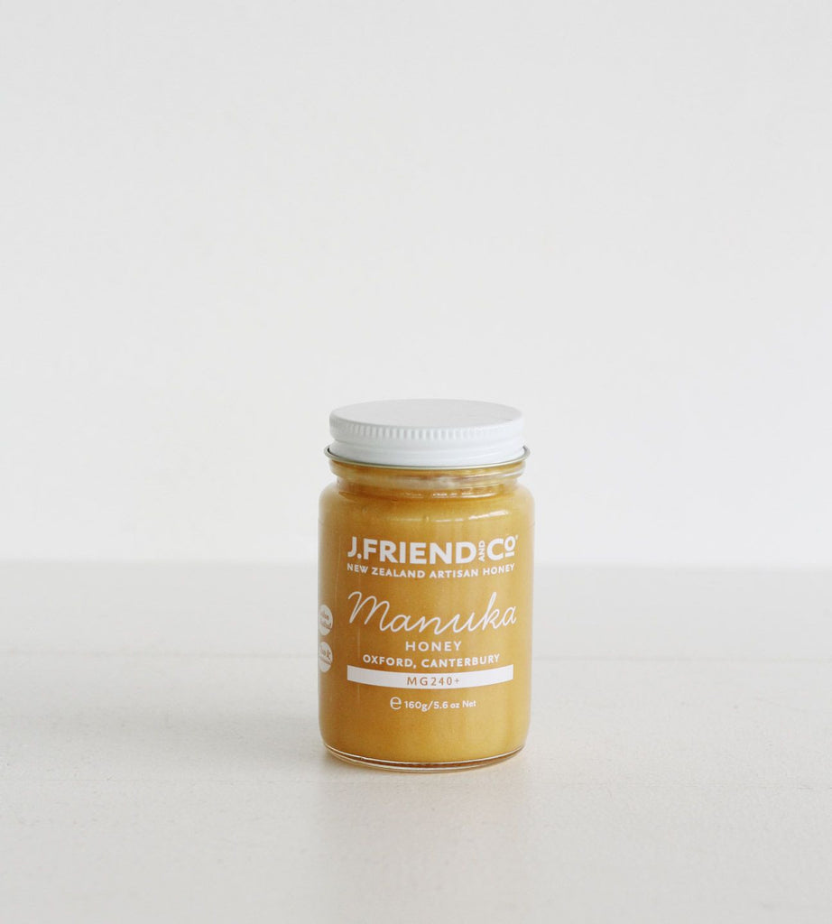 J. Friend & Co. | Manuka MG240+ Honey | 160g