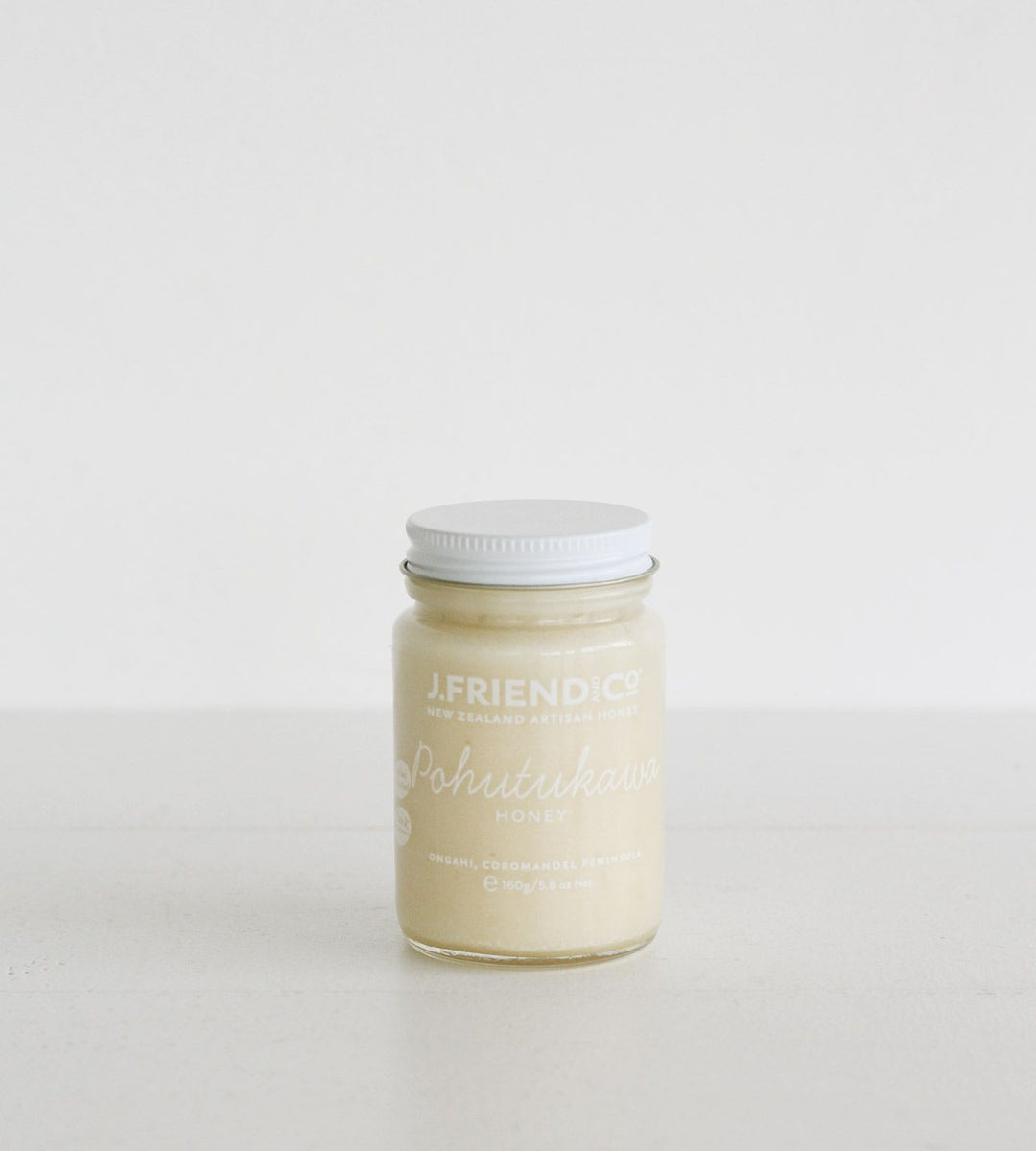 J. Friend & Co. | Pohutukawa Honey | 160g