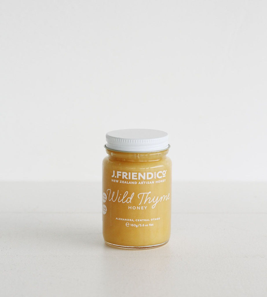 J. Friend & Co. | Wild Thyme Honey | 160g
