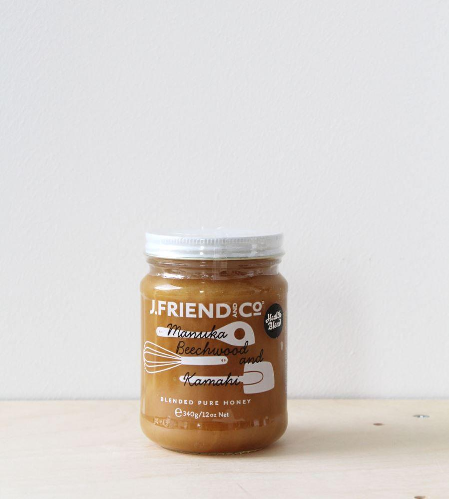 J. Friend & Co. | Health Blend Honey | 160g