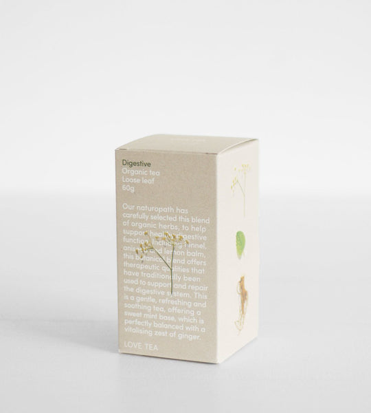 Love Tea | Loose Leaf 60g | Digestive