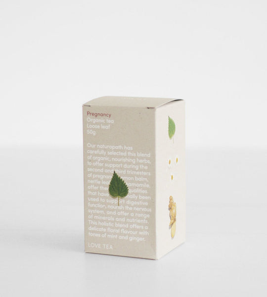 Love Tea | Loose Leaf 50g | Pregnancy