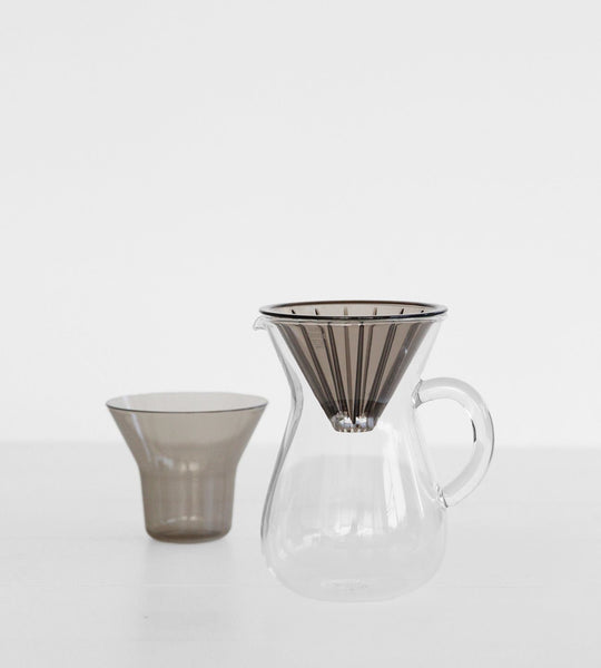 Kinto | Coffee Carafe Set | 300ml | 2 Cups