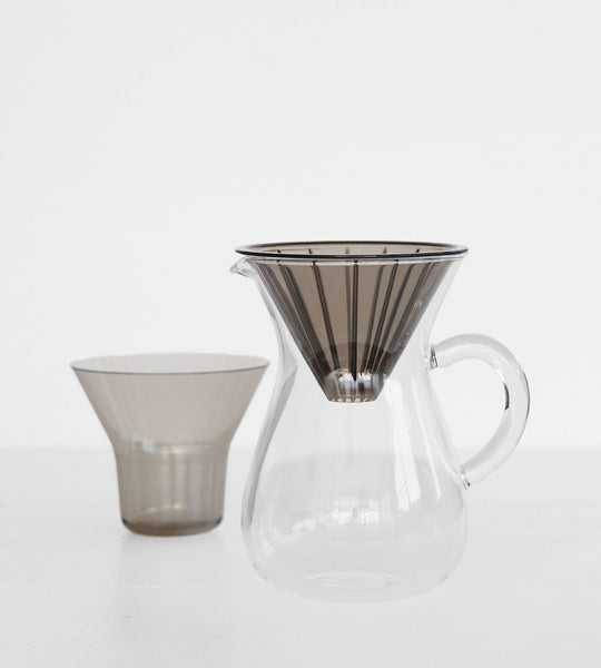 Kinto | Coffee Carafe Set | 600ml | 4 Cups