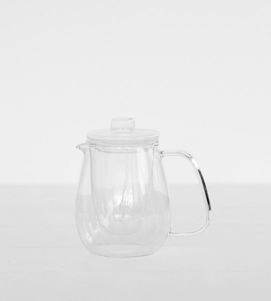 Kinto | Unitea Teapot Set | Glass | 750ml
