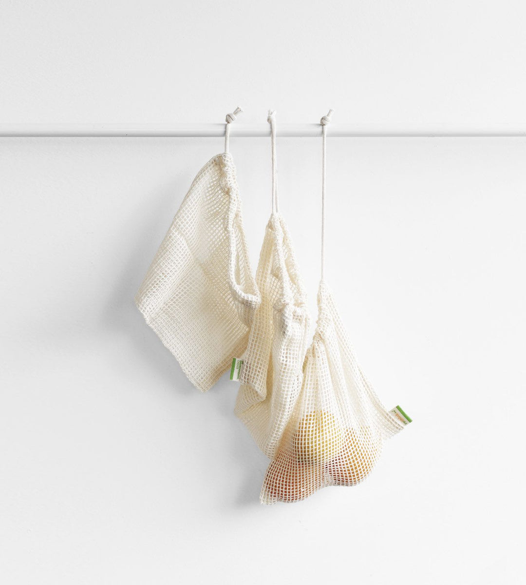 Rethink Reusable Produce Bags | Mini Pack of 3