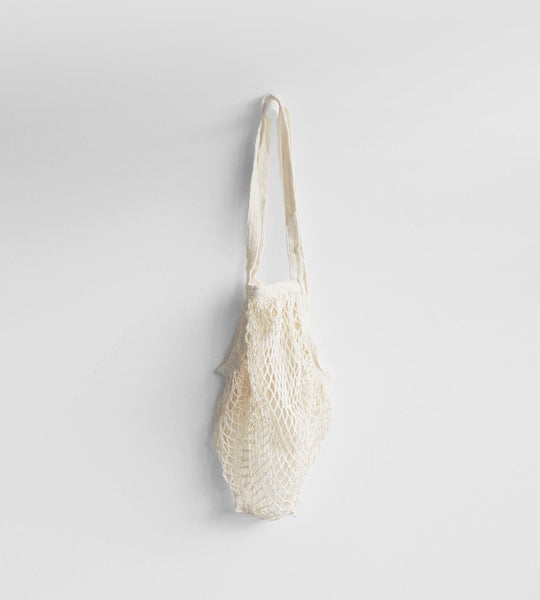 String Grocery Bag | Long Handle