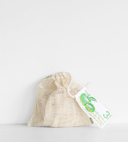 Rethink Reusable Produce Bags | Multi Pack of 3