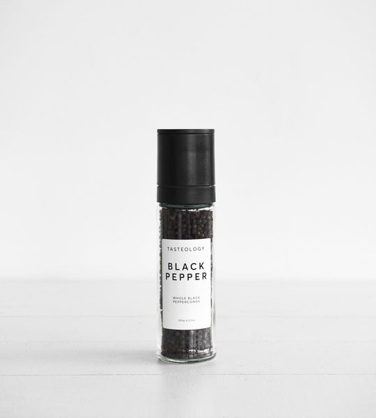 Tasteology | Black Pepper