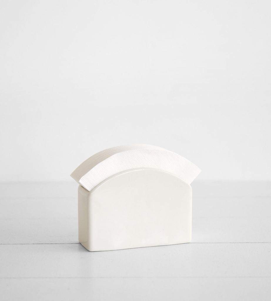 Kinto | SCS Paper Filter Stand | White