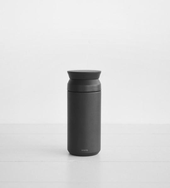 Kinto | Travel Tumbler | Black 350ml