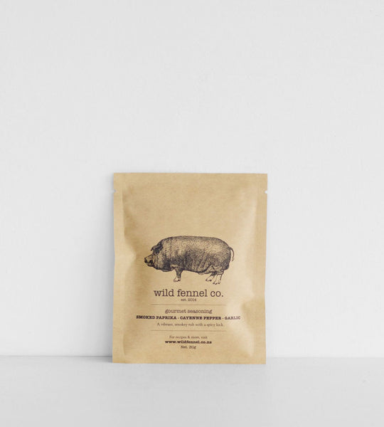 Wild Fennel | Pork Gourmet Seasoning