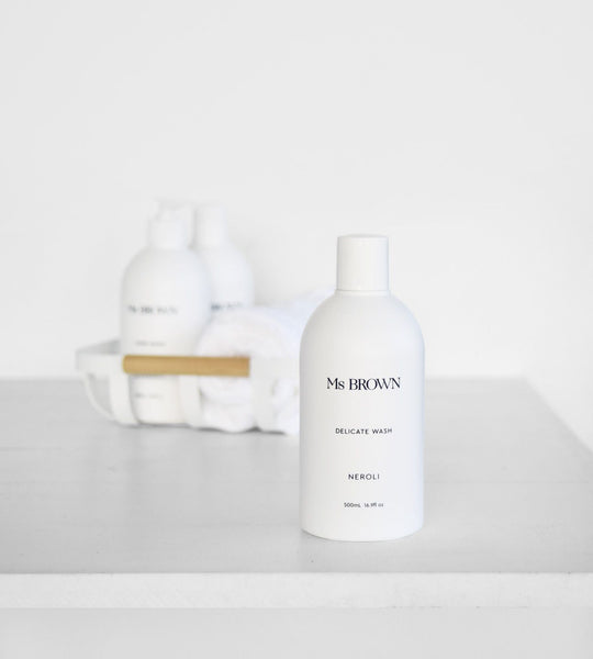 Ms Brown | Delicate Wash 500ml | Neroli