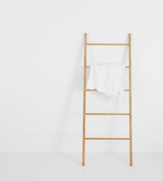 Father Rabbit Wooden Ladder