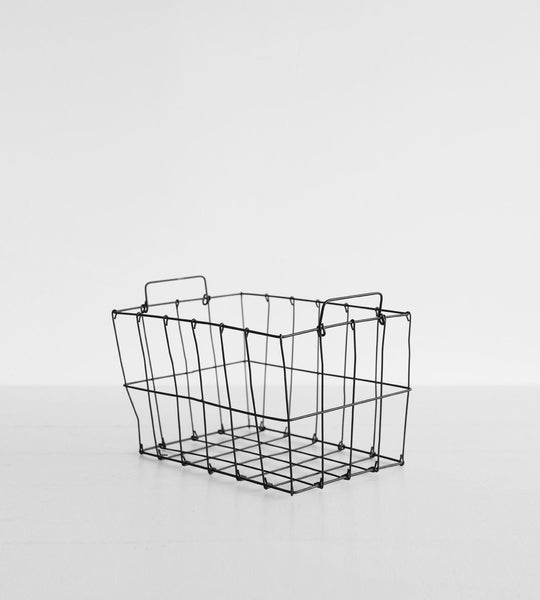 Fog Linen Basket | Market - Medium