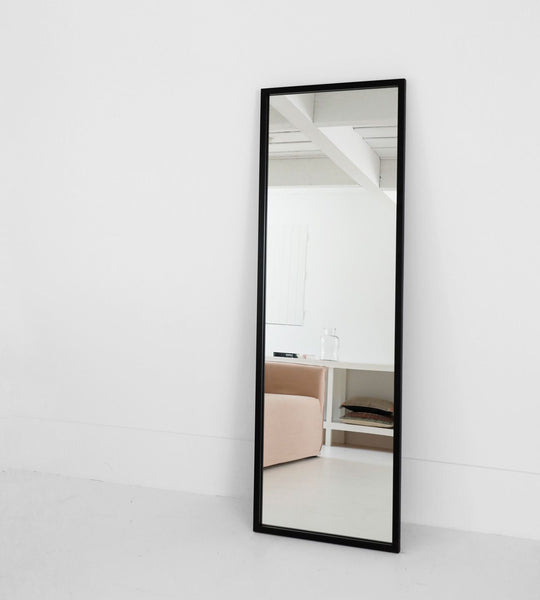 Taylor Mirror Black | Large