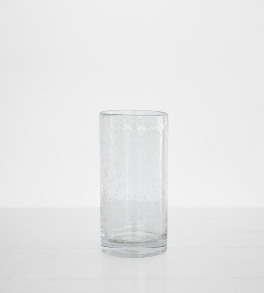 Straight Bubble Vase | 25 cm