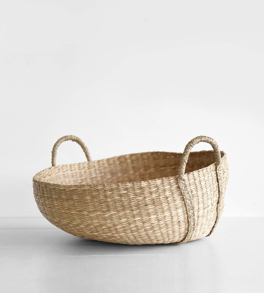 Bowl Basket with Handles | Large