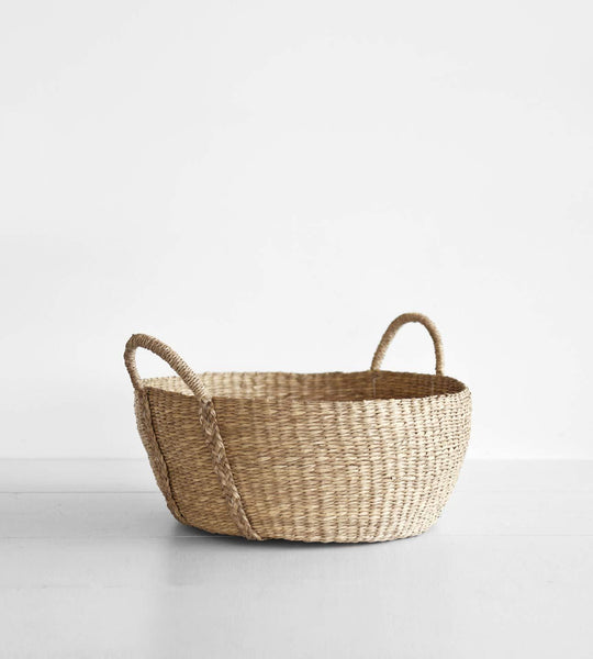 Bowl Basket with Handles | Small