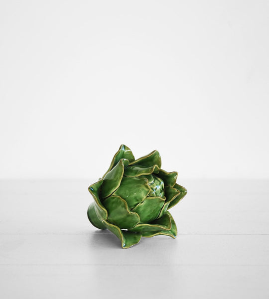 Ceramic Artichoke | Green