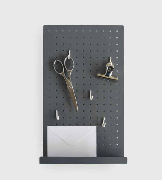 Hang It Pegboard | Charcoal