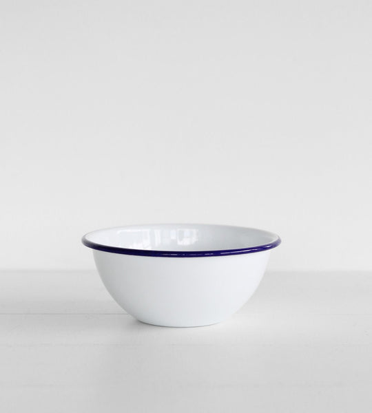 Traditional Enamel | Cereal Bowl