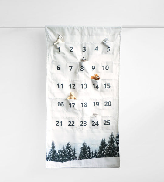 Christmas Decoration | Hanging Advent Calendar