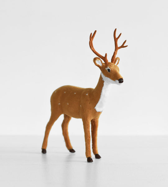 Christmas Decoration | Table Reindeer | Natural