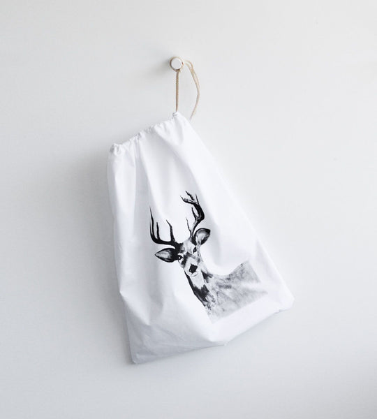 Father Rabbit | Storage Sack | Deer
