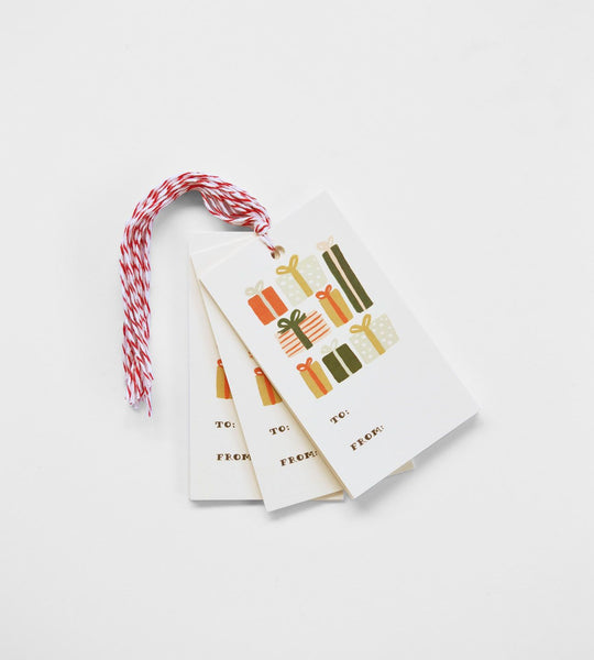 Rifle Paper Co. | Gift Tag | Presents | Set of 10