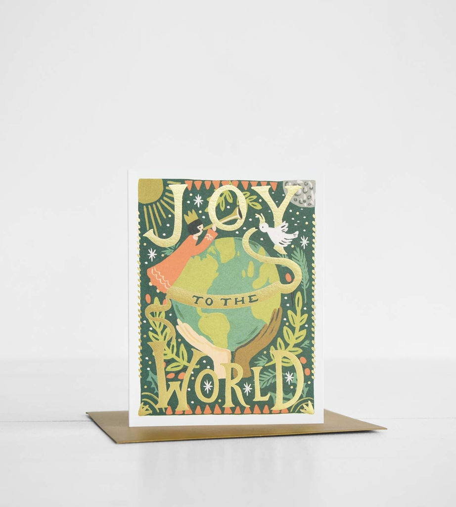 Rifle Paper Co. | Joy to the World Card