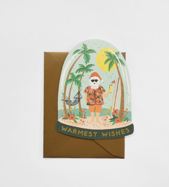 Rifle Paper Co. | Warmest Wishes Card