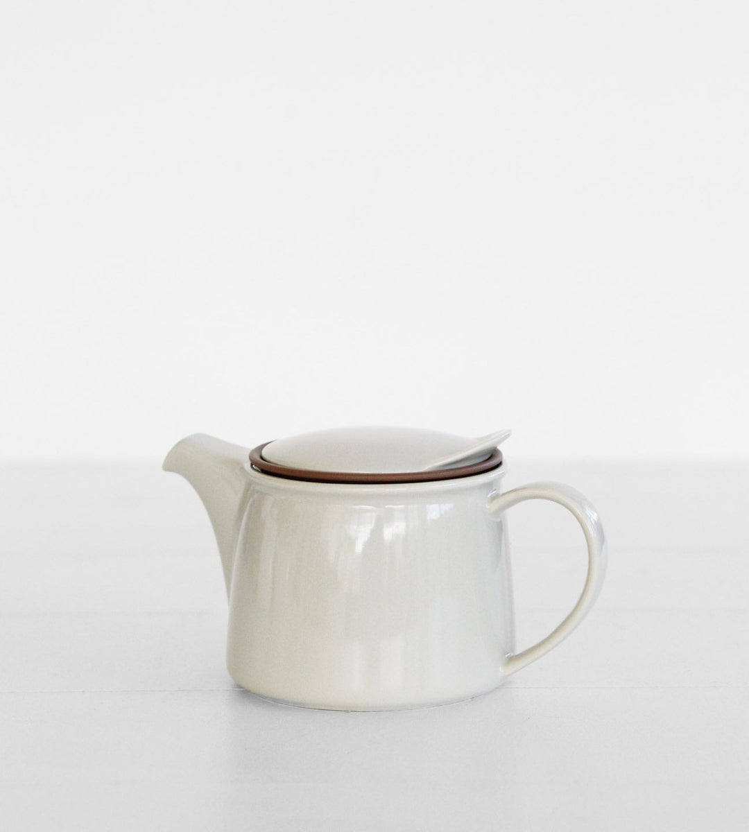 Kinto | Brim Teapot | 450ml | Grey