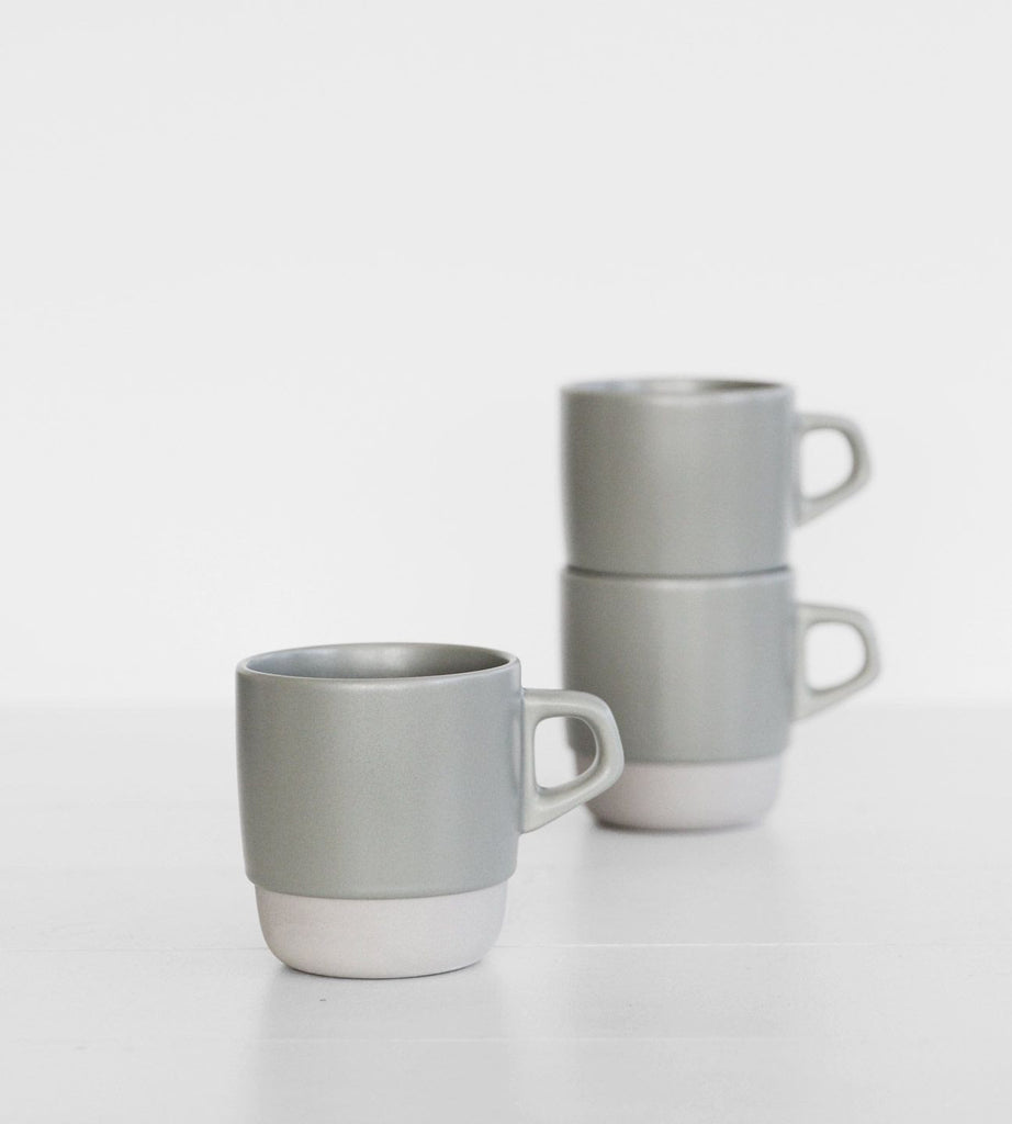 Kinto | Stacking Mug | Grey