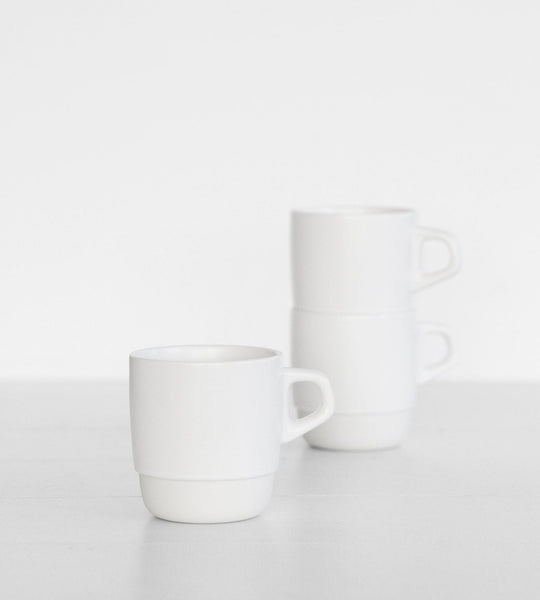 Kinto | Stacking Mug | White