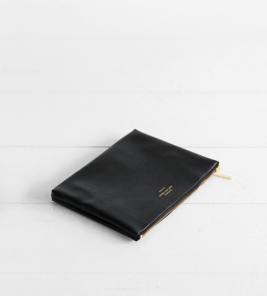 Delfonics | Quitterie Medium Pouch | Black