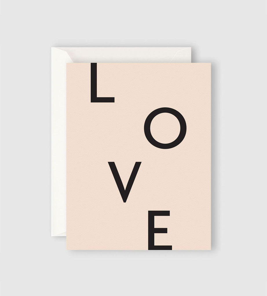 Father Rabbit Stationery | Love Card