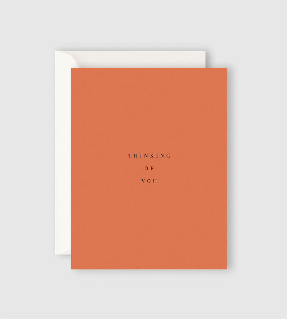 Father Rabbit Stationery | Thinking of You Card