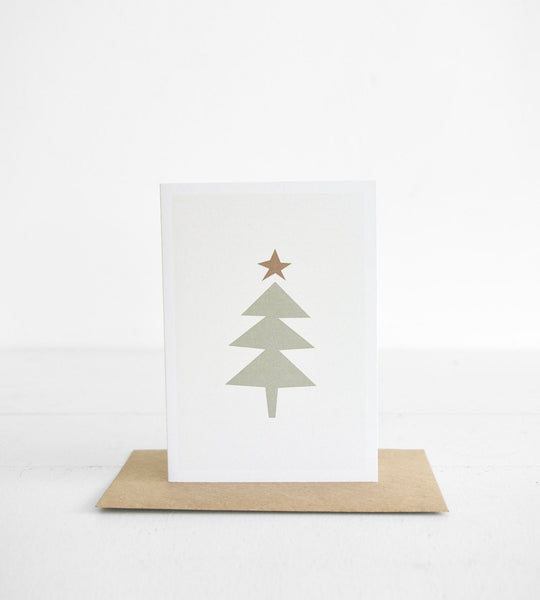 Michoucas Design | Beau Sapin Card