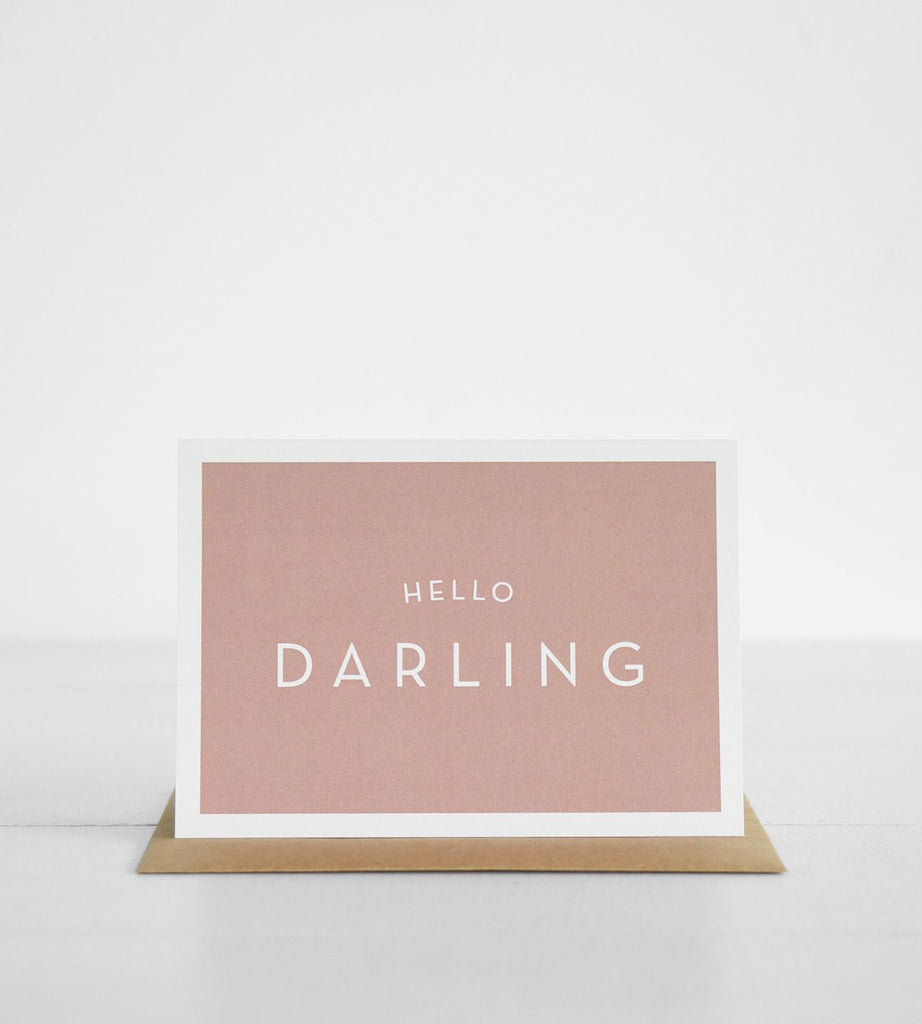 Michoucas Design | Hello Darling