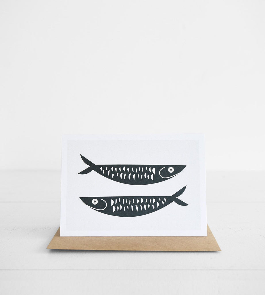 Michoucas Design | Poissons Card