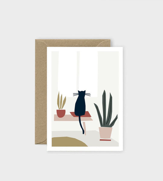 Michoucas Design | Room with a View Card
