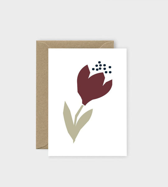 Michoucas Design | Tulipe Card