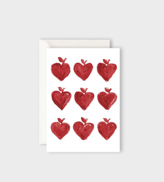 Hotel Magique | Apple Hearts Card