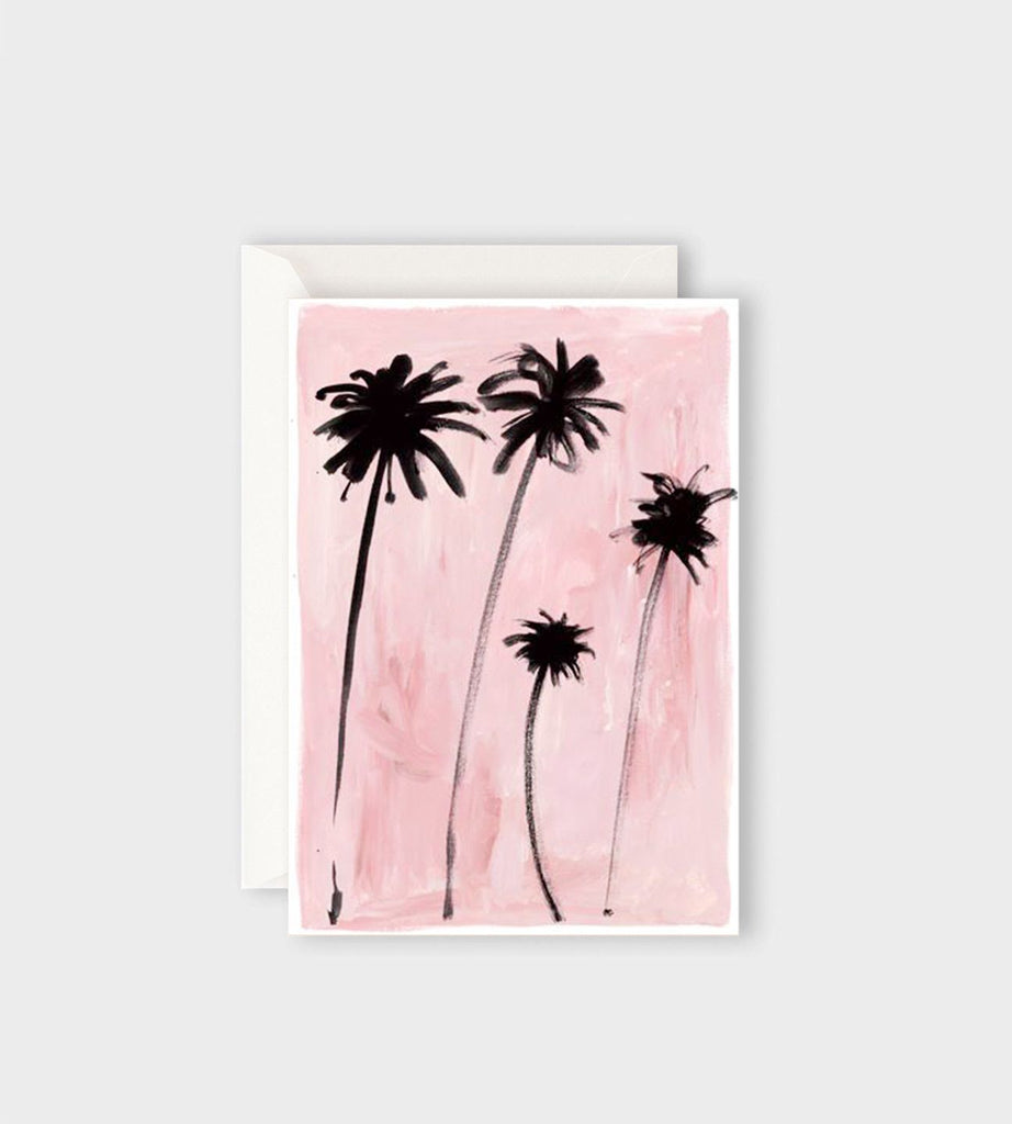 Hotel Magique | Palm Trees Card