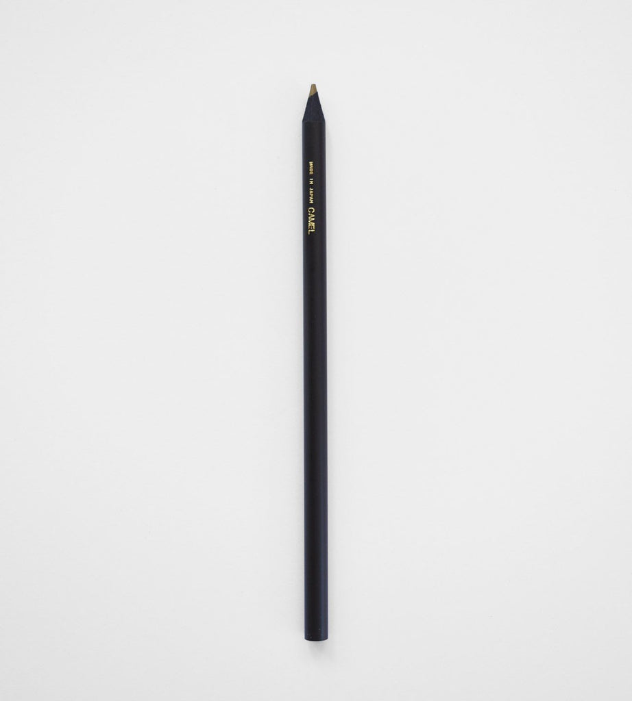 Gold Colour Pencil Black