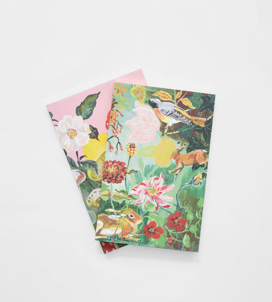 Forest Life Notebook Set | by Nathalie Lété