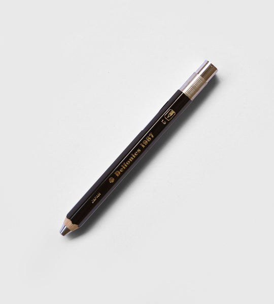 Stationery | Delfonics | Bold Ballpoint Pen | Black