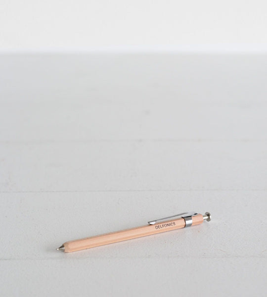 Delfonics Mini Mechanical Pencil | Natural