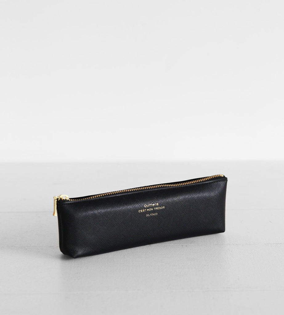 Delfonics | Quitterie Pencil Case | Black